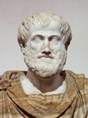 古代ギリシャ哲学者アリストテレスの言葉を再考する。